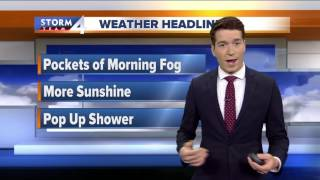 Meteorologist Josh Wurster's Sunday Morning Forecast