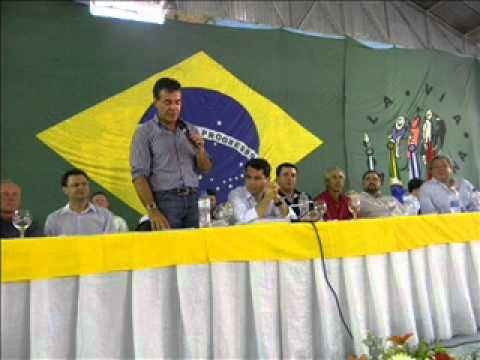 RIO BRANCO DO IVAI  Visita  do Beto Richa MST  Fazenda Mesquista