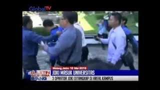 Download Video 3 Joki Ujian Masuk Fakultas Kedokteran UMM, Malang, Tertangkap Tangan - BIS 12/05 MP3 3GP MP4