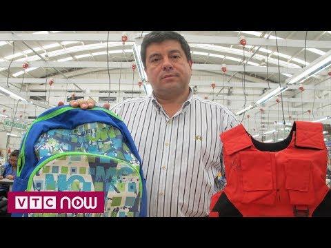 Colombia đẩy mạnh phát triển balo chống đạn cho trẻ em | VTC1 - Thời lượng: 76 giây.