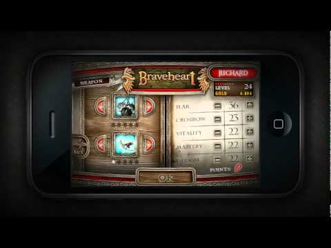 braveheart ios game