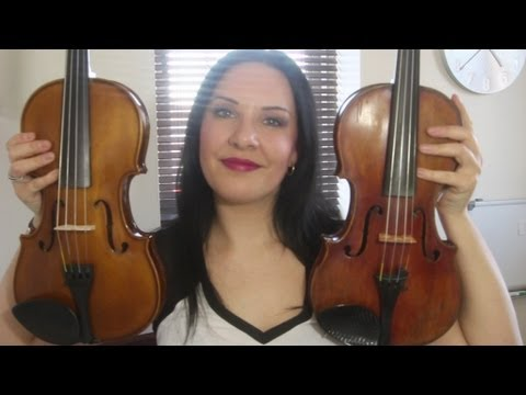 Violin - If you like my videos & would like to Donate, you can do so safely here: http://goo.gl/osyT4 A link to purchase my new violin book: http://goo.gl/SRBju To buy my Piano Book: http://goo.gl/Npu2wZ...