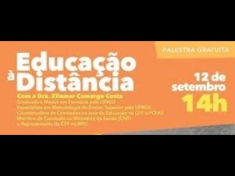 Palestra: Educação à Distância