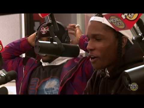 Asap - Flex runs down a list of celebrity ladies who ASAP Rocky would smash or pass. Find out who's on the list. Hot97tv: http://www.hot97.com Twitter: https://twit...