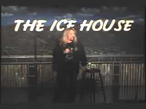 Comedian Steve McGrew -  the trouble with.....  EVERYTHING!!