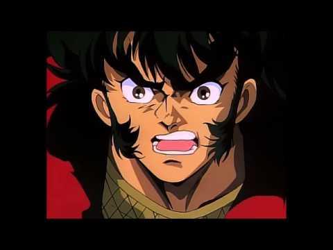 Black Lion Anime English Dub