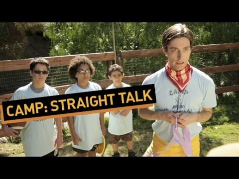 camp - Everyone's a little gay. See more http://www.collegehumor.com LIKE us on: http://www.facebook.com/collegehumor FOLLOW us on: http://www.twitter.com/collegehu...