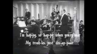 """Fleischer Studios Screen Song (""""bouncing ball"""" cartoon) from 1936 featuring Jack Denny and His Orchestra performing the title song. Wiffle Piffle (who appeared in a few other Fleischer cartoons of the time) appears as an eccentric dancing waiter."""