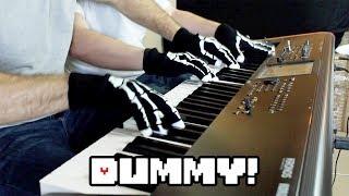 UNDERTALE - Dummy! | Frank & Zach Piano Duets