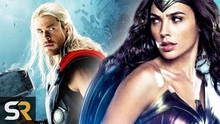 Video MARVEL VS DC: How The Justice League Could Beat The Avengers MP3, 3GP, MP4, WEBM, AVI, FLV Desember 2017