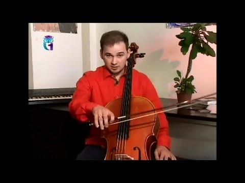 Уроки музыки # 7. Виолончель. Владислав Провотарь
