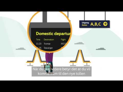 Domestic transfer   Norwegian texted