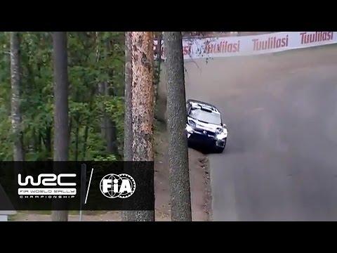 WRC - Neste Rally Finland 2016: Mikkelsen SS1