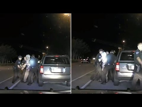 Georgia Cop Quits After Traffic Stop Video Involving Grandmother Is Released.