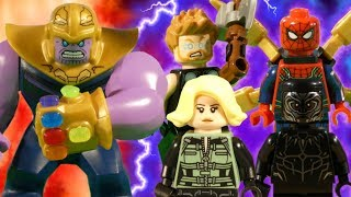 Video LEGO AVENGERS INFINITY WAR PART 1 - 16 - MARVEL STOP MOTION MP3, 3GP, MP4, WEBM, AVI, FLV Maret 2019
