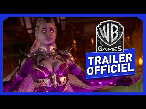 Trailer pour Sindel de Mortal Kombat 11