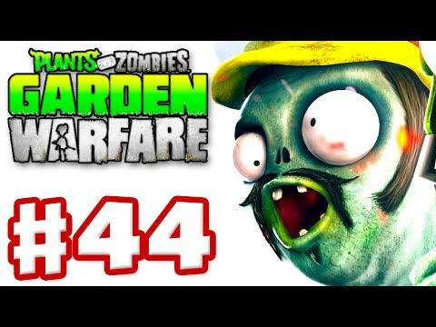 garden video - Thanks for every Like and Favorite! They really help! This is Part 44 of the Plants vs Zombies: Garden Warfare Gameplay Walkthrough for the Xbox One! It incl...