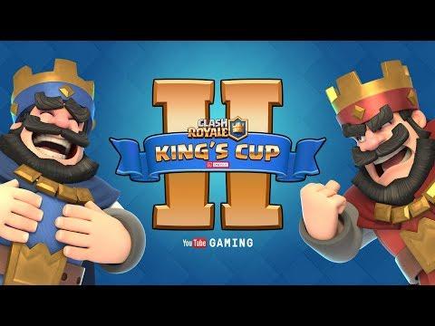 King's Cup – $200,000 Clash Royal Torneo – Día 2