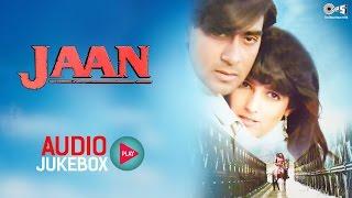 Jaan Audio Jukebox | Ajay Devgan, Twinkle Khanna, Anand Milind | Bollywood Hits