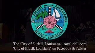 Slidell (LA) United States  City new picture : USAF Band of the West Lundi Gras Concert in Slidell, LA
