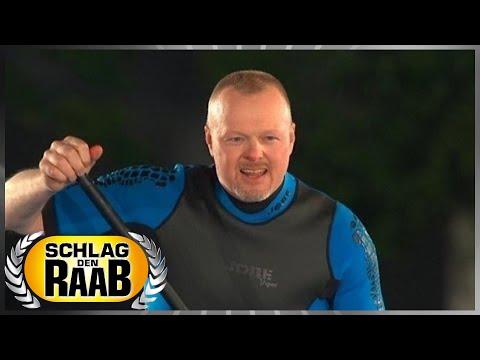 Stand-Up-Paddling - Schlag den Raab 47
