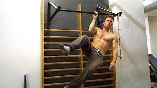 Assessing Upper Body + Lock Off Strength : Standardized Workout #2 by Mani the Monkey