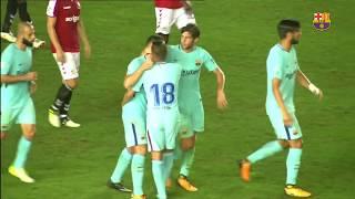 Nàstic vs FC Barcelona [1-1][Partido Amistoso][04/08/2017] Sonido AmbienteNàstic vs Barcelona [1-1][Partido Amistoso][04/08/2017] Sonido AmbienteNàstic vs Barça [1-1][Partido Amistoso][04/08/2017] Sonido AmbienteEl resumen del empate entre el Nàstic y el FC BarcelonaDisfruta con las mejores imágenes del partido disputado en el Nou Estadi de Tarragona y que ha acabado con 1-1 gracias a los goles de Barreiro y Paco Alcácer----------------------------------------------------------------------------------------------- SUSCRÍBETE: https://www.youtube.com/user/Zonajuanjos- twitter: https://twitter.com/zonajuanjos- FC Barcelona 2017/2018: https://goo.gl/vpWa5c- Barça B 2017/2018:- Barça Femenino 2017/2018:- Barça B 2016/2017: https://goo.gl/XFO6aw- Barça Femenino 2016/2017: https://goo.gl/KH1wwU- El Fajiazote del Tio Faja: https://goo.gl/6mBUEm- Los Mesetazos de Victor Lozano: https://goo.gl/nSF3rG- BarçaFans: https://goo.gl/XMEXCv- [8aldia] La tertúlia esportiva: https://goo.gl/ar2Vx2Temporadas del FC Barcelona:- FC Barcelona - Temporada 2014-2015: https://goo.gl/K9BbKS- FC Barcelona - Temporada 2015-2016: https://goo.gl/VcEvro- FC Barcelona - Temporada 2016/2017: https://goo.gl/ETTkxL- FC Barcelona - Temporada 2017/2018: https://goo.gl/vpWa5cVídeos de interés:- CLÁSICOS CULÉS EN EL BERNABÉU: https://goo.gl/WMLQHY- Johan Cruyff. La leyenda del Fútbol: https://goo.gl/ONPrcs- La rúa y la Celebración del TRIPLETE: https://goo.gl/b8f7pm- Final de la Champions 2015 FC Barcelona: https://goo.gl/ngIph5- Xavi se despide del Barça: https://goo.gl/4PmzI5- Cracs i Catacracs del FC Barcelona: https://goo.gl/VL8iyV