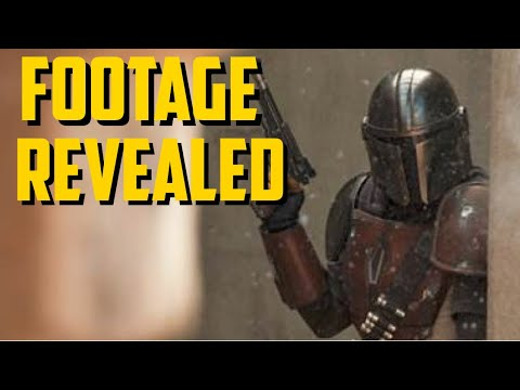 The Mandalorian Teaser Trailer Explained