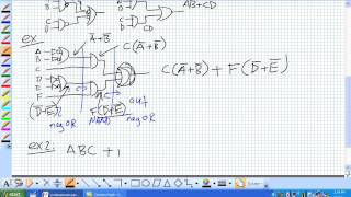 Nand Combinational Logic Part 2