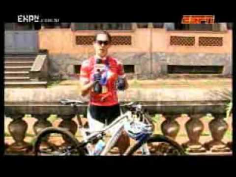 Roberta Stopa em Araxá - ESPN Brasil - Mundo 2 Rodas - 09 de abril