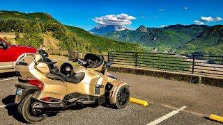 10. Majestic Mt St Helens Ride!! • 2018 Spyder RT Limited!   TheSmoaks Vlog_966