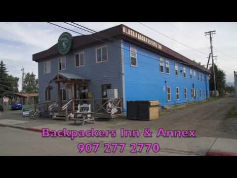 Alaska Backpackers Inn Videosu