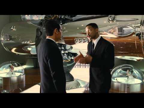 Men In Black 3 CLIP - Who Are You? (2012) Will Smith Movie HD
