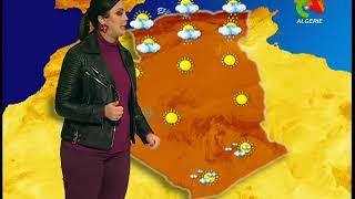 Retrouvez la météo du lundi 08 avril 2019 Canal Algérie