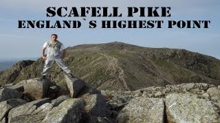 Nether Wasdale United Kingdom  city photos gallery : SCAFELL PIKE ENGLAND`S HIGHEST POINT