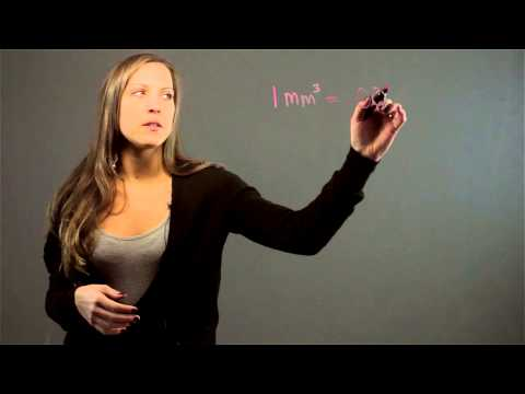 How to Convert Millimeters to Cubic Centimeters : Solutions to Your Math Problems