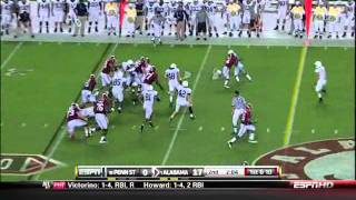 Trent Richardson vs PSU 2010