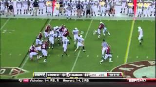 Trent Richardson vs Penn State (2010)
