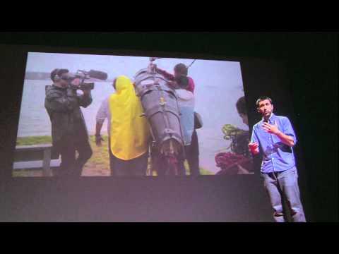 César Harada – Protéger les océans pour un autre anthropocène