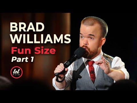 Brad Williams Fun Size • Part 1 |LOLflix