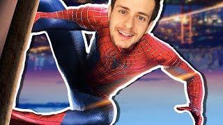 Bu videoda elimizde Örümcek Adam Gerçek Hayat oyuncağı var. Biz de hem bu oyuncağı test ediyoruz hem de kim en iyi Spiderman olacak yarışması yapıyoruz. Mediakraft'ın diğer kanallarındaki eğlenceli videoları izlemek için tıklayın:► Yapyap: https://www.youtube.com/yapyap► Oyun Delisi: https://www.youtube.com/oyundelisi► BonbonTV https://www.youtube.com/bonbontvBizi Facebook'ta takip edin: ► http://facebook.com/MediakraftTurk