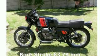 9. Moto Guzzi 850 California  Specification Transmission