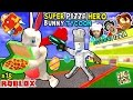 Roblox Super Pizza Hero Easter Bunny Tycoon Fgteev 18 S