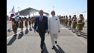 Video PM Modi arrives to a warm welcome in Jerusalem, Israel, 04.07.2017 MP3, 3GP, MP4, WEBM, AVI, FLV Desember 2018