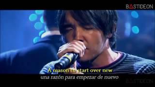 Hoobastank - The Reason (Sub Español + Lyrics)