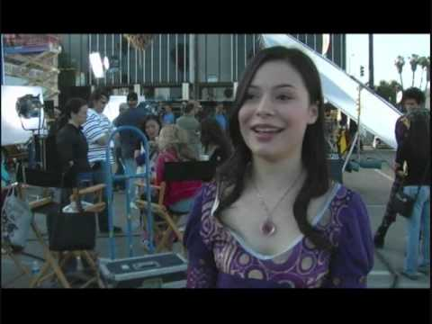 ICarly Behind The Scenes - IGo To Japan