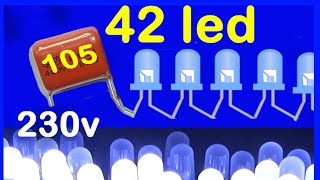 Download Lagu how to make led light bulb 220v, without transformer Mp3