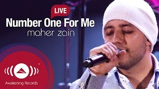 Video Maher Zain - Number One For Me | Awakening Live At The London Apollo MP3, 3GP, MP4, WEBM, AVI, FLV Agustus 2018