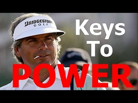 Fred Couples Golf Swing: How to Get Speed (Golf's #1 Lag Instructor)