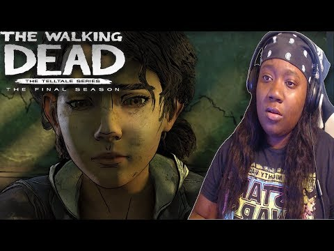 "THE WALKING DEAD - THE FINAL SEASON | EPISODE 2 ""SUFFER THE CHILDREN"" TRAILER 